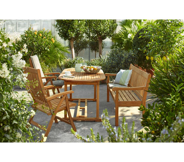 Dehner Gartenmöbelset Havanna 2, 4-teilig