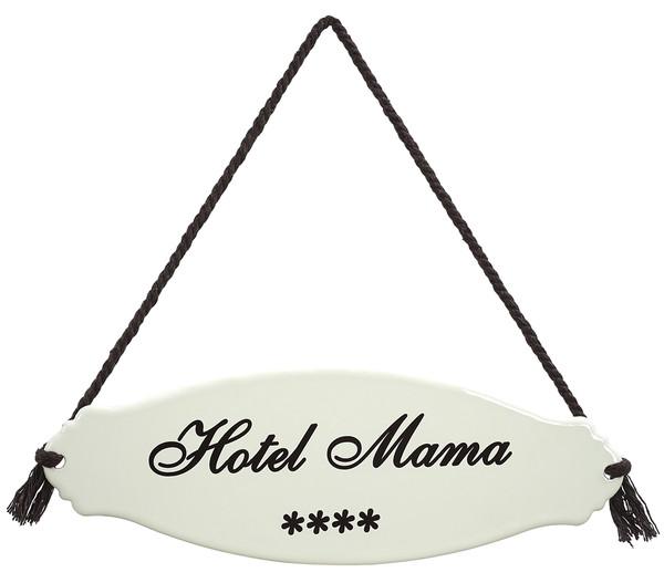 Dehner Gartenschild 'Hotel Mama'