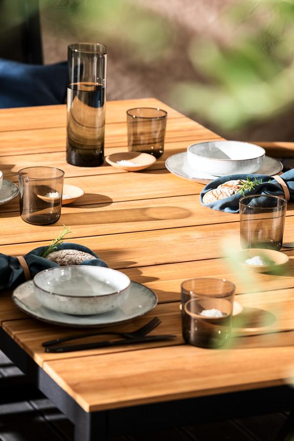 Dehner Gartentisch 'Chicago Wood'