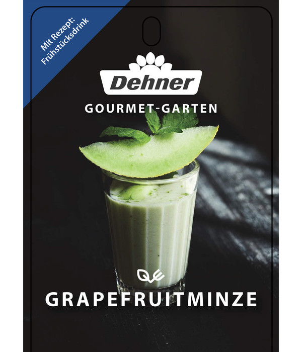 Dehner Gourmet Garten Grapefruitminze