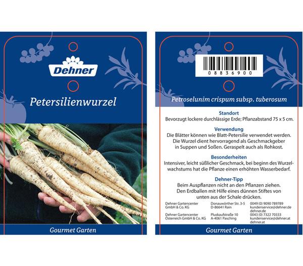 Atemberaubend Dehner Gourmet Garten Petersilienwurzel | Dehner &KJ_44