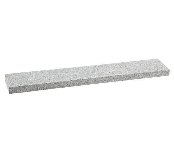 Dehner Granit Beetkante, grau, 100 x 18 x 4 cm