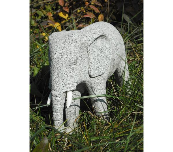 Dehner Granit-Elefant | Dehner