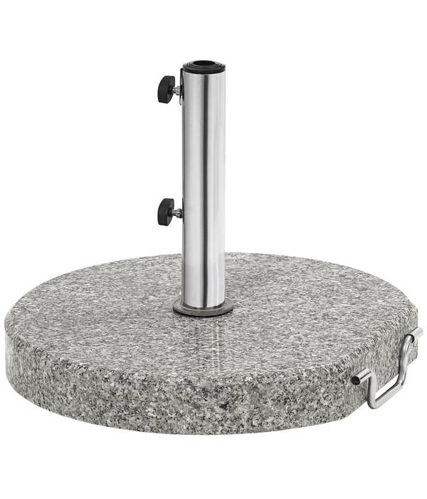 Dehner Granit-Schirmständer, 30 kg