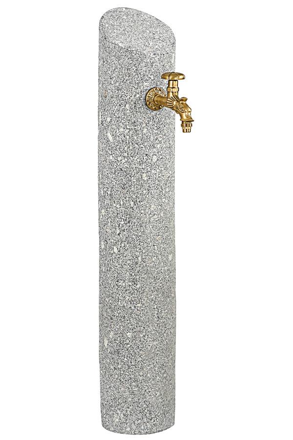 Dehner Granit-Wasserzapfsäule, ca. Ø18/H100 cm