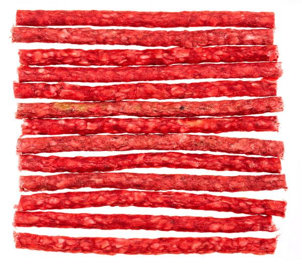 Dehner Granulat-Kaurollen rot, 50 Stück