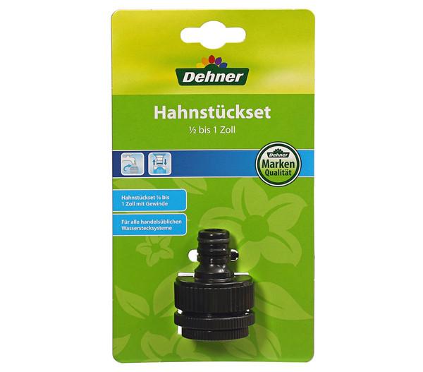 """Dehner Hahnstück 1/2"""" - 1"""""""