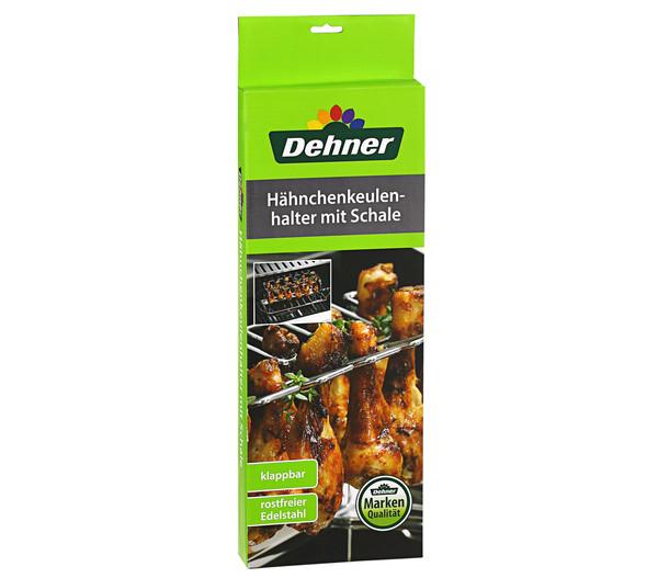 Dehner Hähnchenkeulenhalter, 44 x 16 x 16 cm