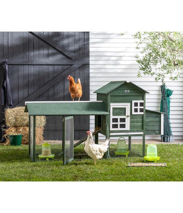 Dehner Hühnerstall Happy Hen