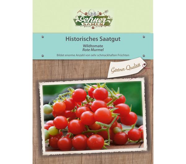 Dehner Historisches Saatgut Wildtomate 'Rote Murmel'