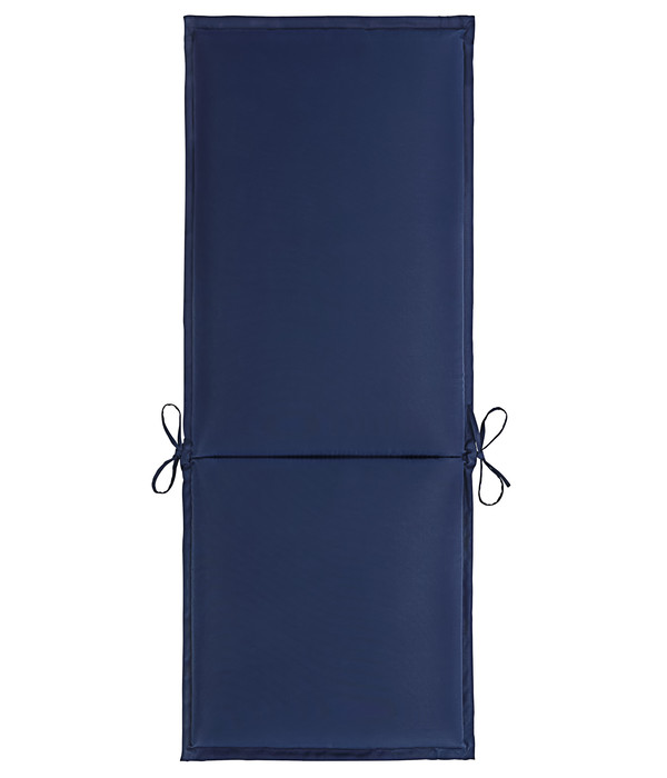 Dehner Hochlehnerpolster Tulum, 120 x 50 x 6 cm