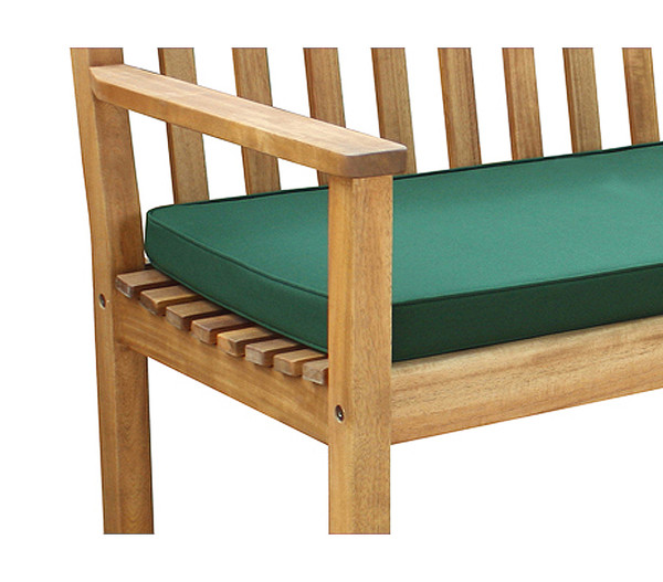 Dehner Holzbank Mykonos, 3-Sitzer