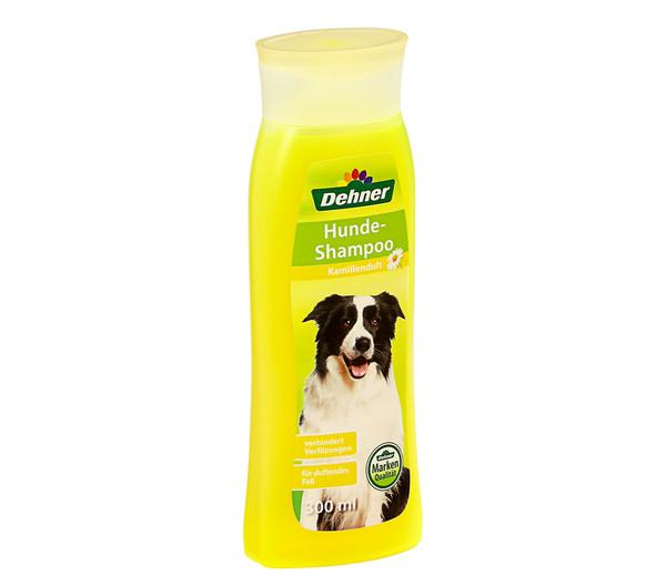 Dehner Hundeshampoo mit Kamille, 300ml