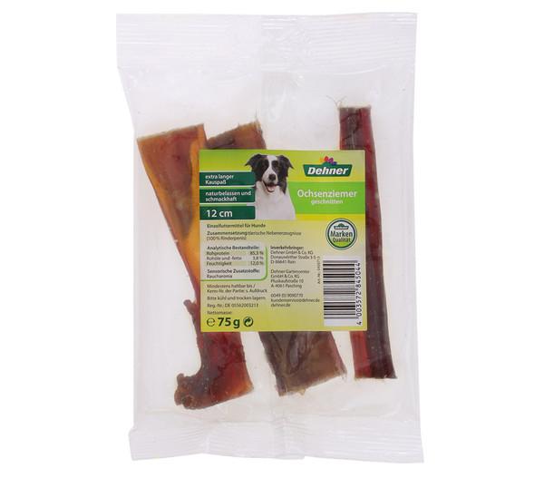Dehner Hundesnack Ochsenziemer