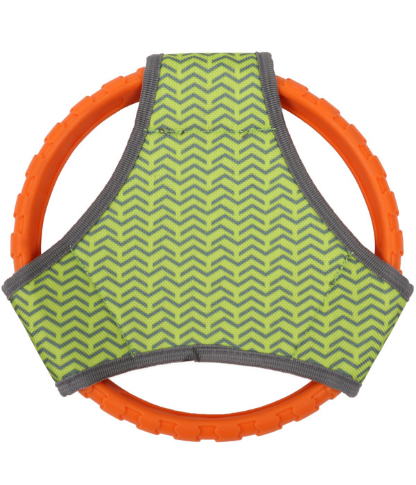 Dehner Hundespielzeug Frisbee Shot