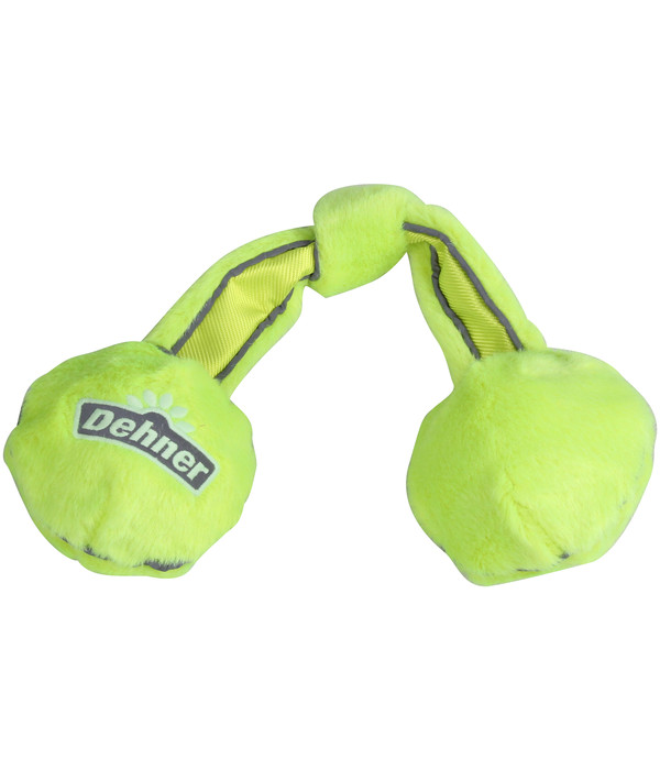 Dehner Hundespielzeug Glowing Tug'N'Sling