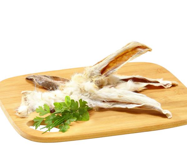 Dehner Kaninchenohren mit Fell