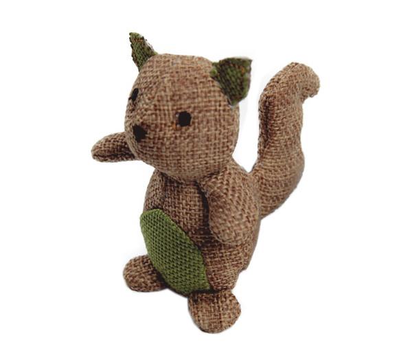 Dehner Katzenspielzeug Minty Squirrel