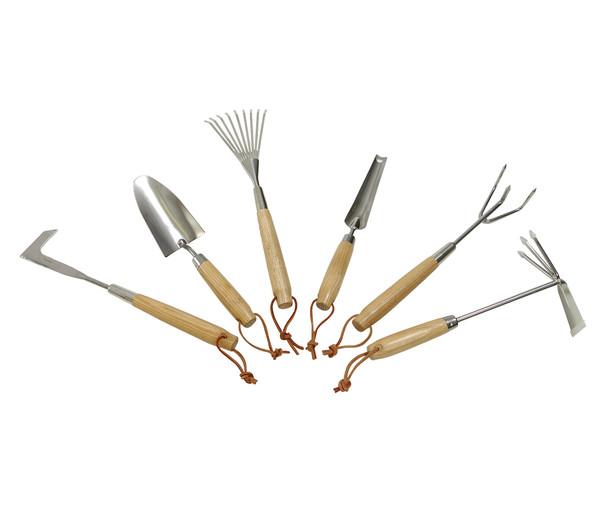 Dehner Kleingrubber mit Holzgriff