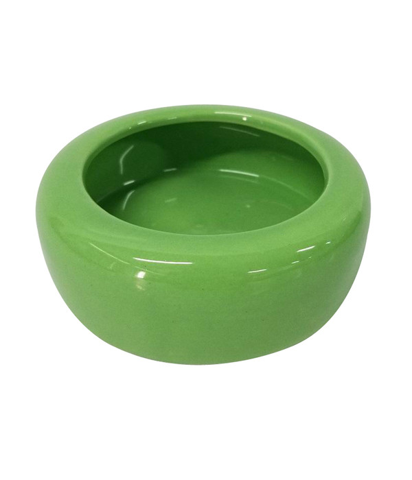 Dehner Kleintierbedarf Nagernapf Dolomit, grün