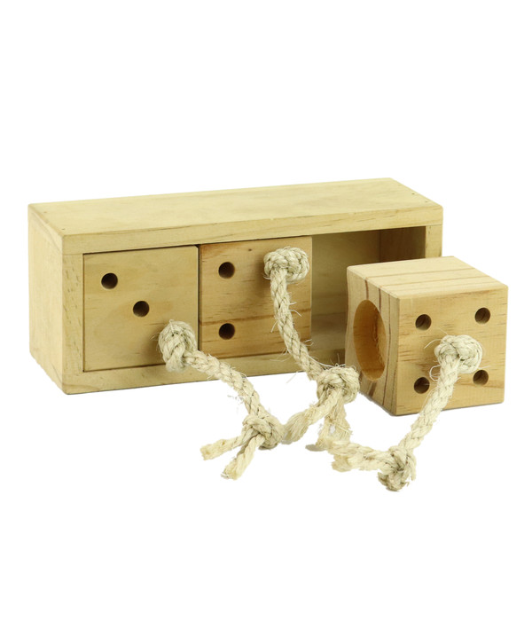 Dehner Kleintier-Intelligenzspielzeug Boxes