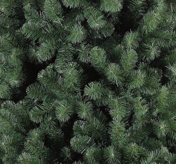 Dehner Künstlicher Weihnachtsbaum Tanne 'Aron', 210 cm