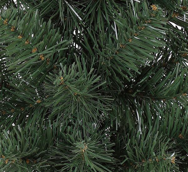Dehner Künstlicher Weihnachtsbaum Tanne 'Aron', 45 cm