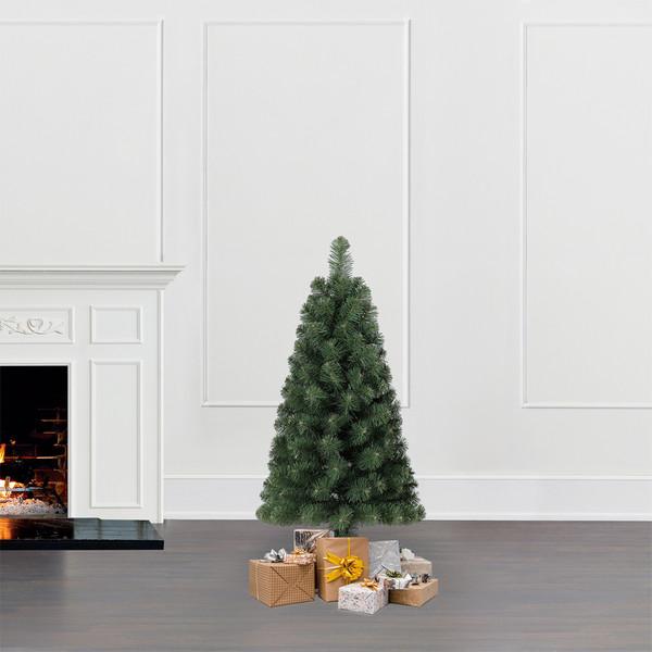 dehner k nstlicher weihnachtsbaum tanne 39 aron 39 90 cm dehner. Black Bedroom Furniture Sets. Home Design Ideas