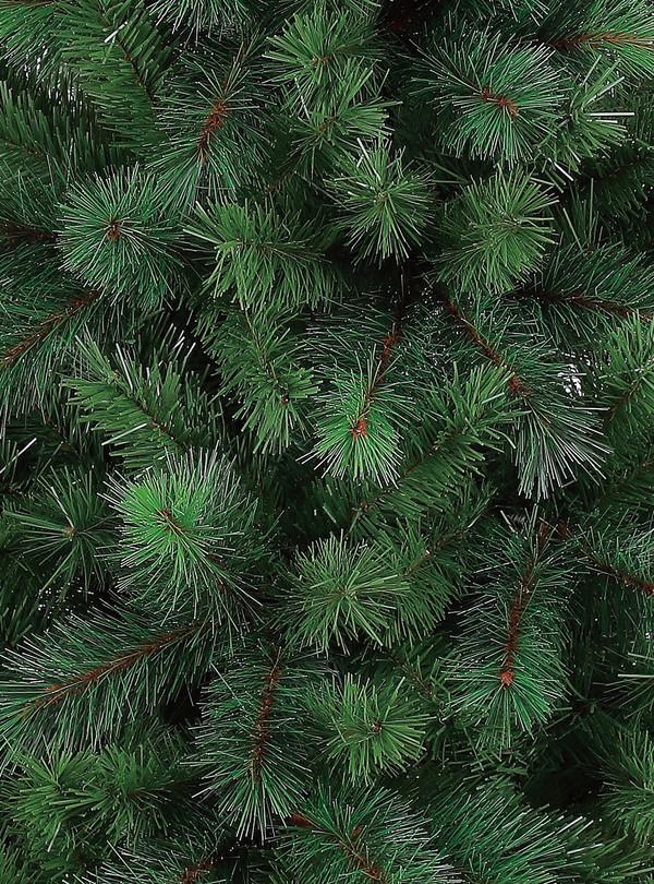 Dehner Künstlicher Weihnachtsbaum Tanne 'Eldor', 150 cm