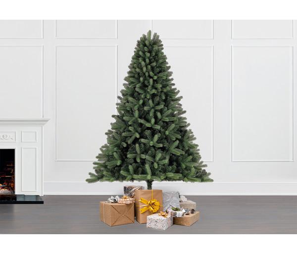 dehner k nstlicher weihnachtsbaum tanne 39 stellan 39 210 cm. Black Bedroom Furniture Sets. Home Design Ideas
