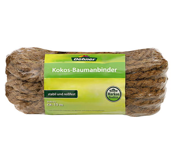 Dehner Kokos-Baumanbinder, ca. 15 m