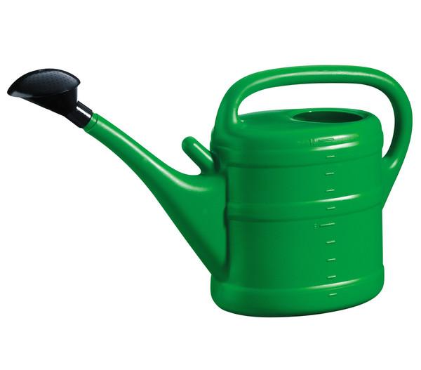 Dehner Kunststoff-Gießkanne, grün, 10 l