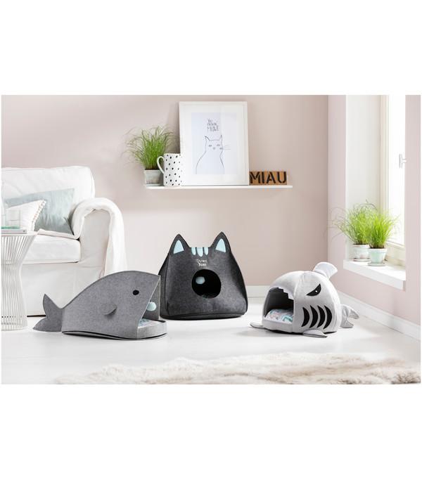 Dehner Kuschelhöhle Dream Team Shark