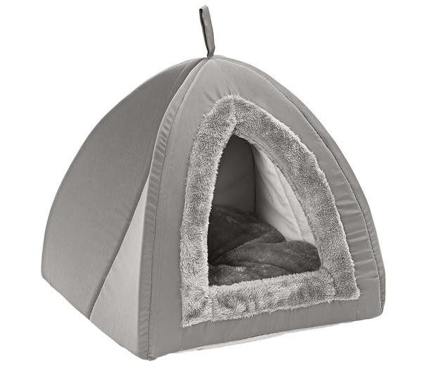 Dehner Kuschelhöhle Findus, grau