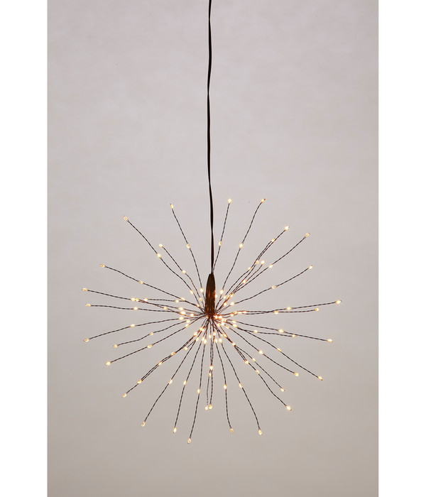 Dehner LED-Ball, 120 Lichter, warmweiß