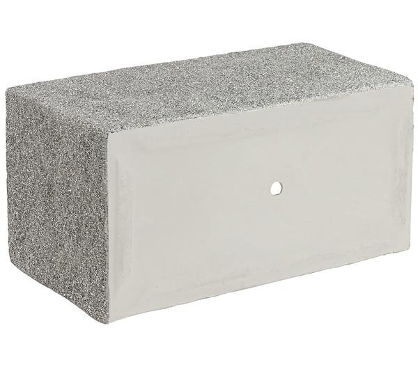 Dehner Leichtbeton-Kasten, rock grau