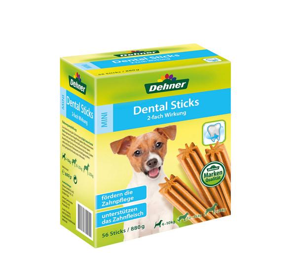 Dehner Lieblinge Hundesnack Dental-Sticks