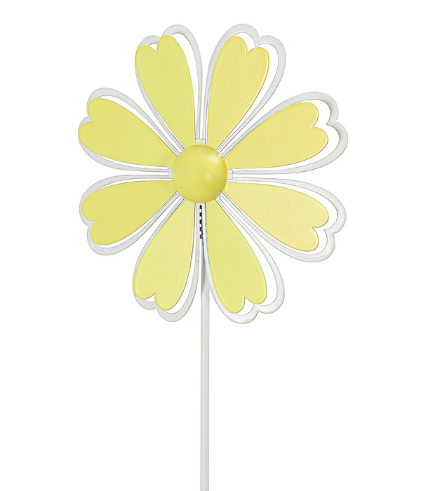 Dehner Metall-Blume Filigrano, ca. H100 cm
