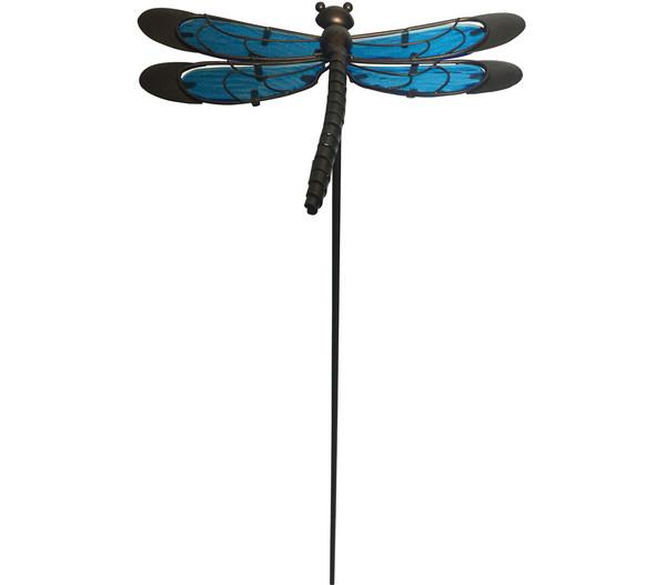 Dehner Metall-Dekostab Libelle