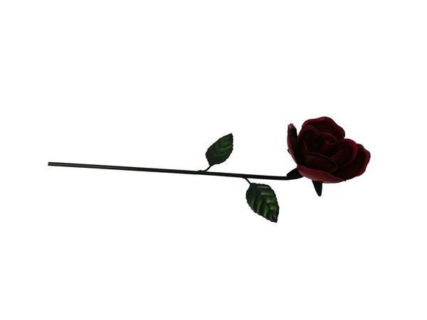 Dehner Metall-Dekostab Rose