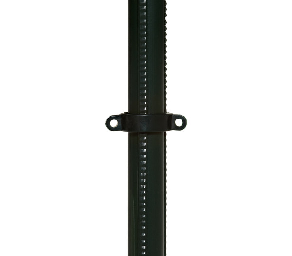 Dehner Metall-Multi-Gartenstab, 125 cm, schwarz