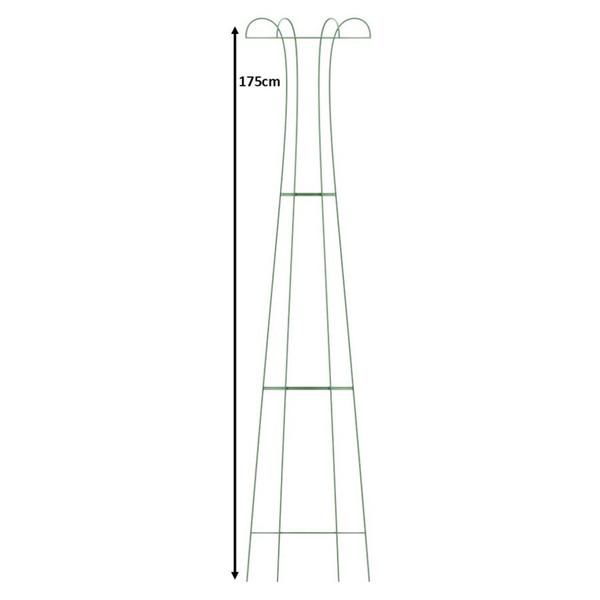 Dehner Metall-Obelisk Maxima