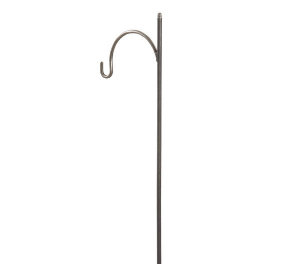 Dehner Metallstab Twin, 140 cm