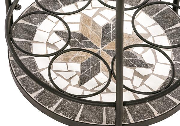 Dehner Mosaikbeistelltisch 'Diana'