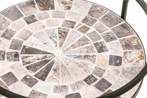 Dehner Mosaikbeistelltisch 'Grazia'