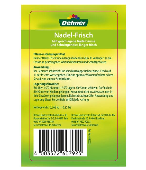 Dehner Nadel-Frisch, 250 ml