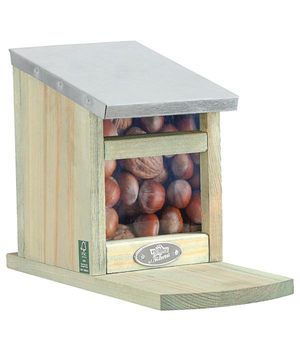 Dehner Natura Eichhörnchen Futterhaus
