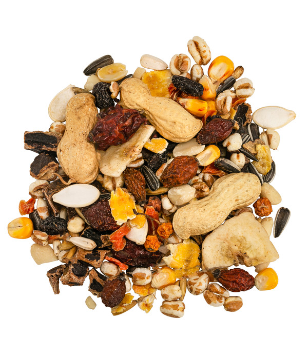 Dehner Natura Eichhörnchenfutter Eichhörnchen-Mix