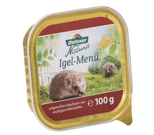 Dehner Natura Igelfutter, 16x100 g