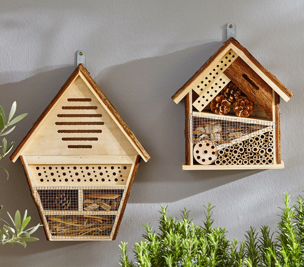 Dehner Natura Insektenhotel Norwich